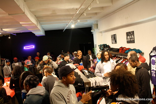 Asher Roth Listening Party at Commonwealth