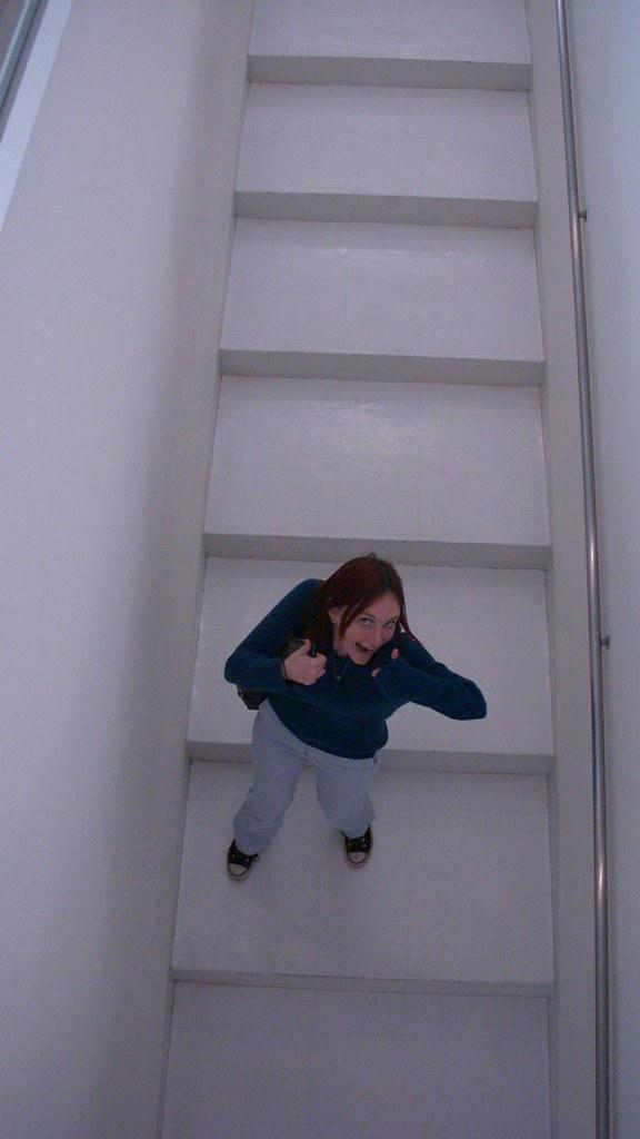 Rachel (japanese_craft_construction) Tags: Berkeley Rachel Stair  Springbreak Sanaa Omotesando Kazuyosejima Hhstyle
