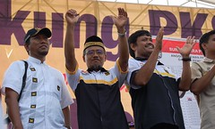 Ustadz Kamino (Abu Yasir Kamino) Tags: gigi serpong dpr tangerang kamino hidayatnurwahid pemilu2009 kampanyepks
