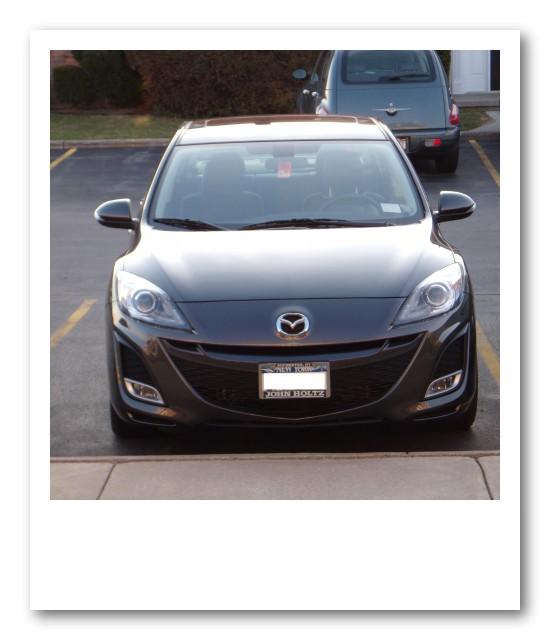 My 2010 Mazda3