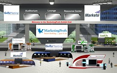 Digital Marketing World show floor