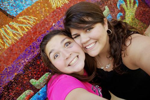 me & my sis!!
