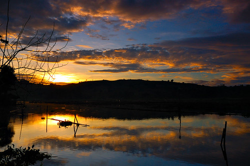 Lake Seloton Sunrise