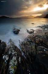 Speed of light (Loch Leven Scotland) (lucagiustozzi.com) Tags: glencoe lochleven scotlandglencoelochleven