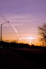 88:365郊区日出
