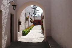 Convento Santa Catalina. Calle Crdoba (Rafael Estrella Flickr) Tags: per arequipa santacatalina