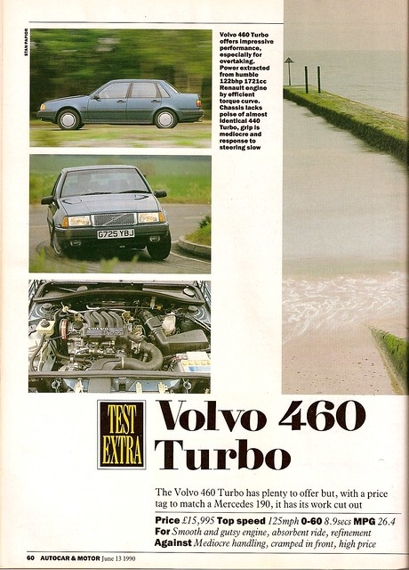 Volvo 940 SE Turbo (1990)