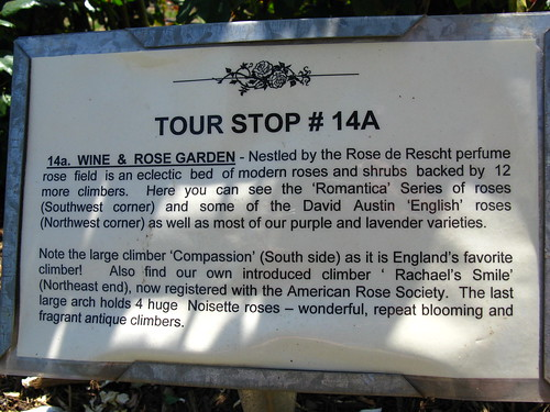 Tour Stop 14a