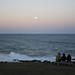 La Pedrera: Full Moon Rising
