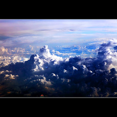 Cloud mountains (JannaPham) Tags: life city morning blue sky mountains dedication clouds plane canon garden eos golden friendship air vietnam explore 5d monday saigon flickrfriends aero hochiminh markii hbm project365 explore1 flickrsbest exploretop10 73365 happybluemonday jannapham cccunanimous