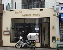 Picture of No. 10 Restaurant, SW5 0QT