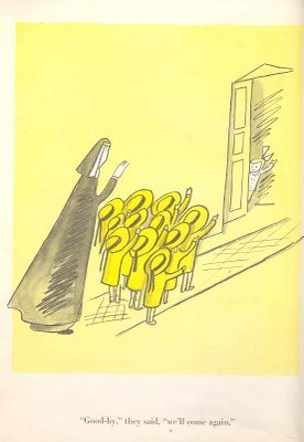 Top 100 Picture Books #47: Madeline by Ludwig Bemelmans