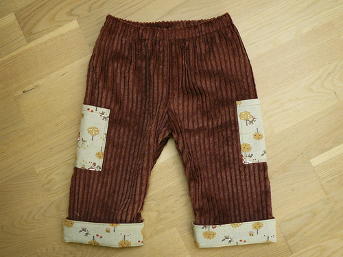 Pants for Frida