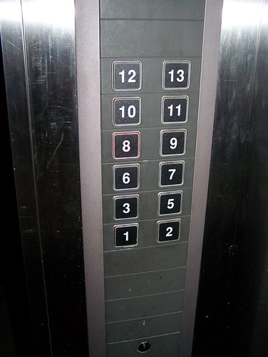 note: no 4th floor.  but there is a 13
