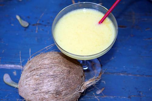 Pollo Fundido and Tropical Smoothie 3