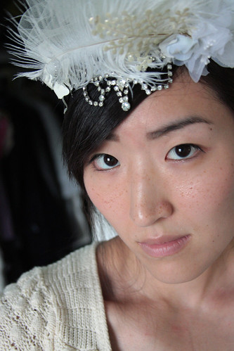 Twigs & Honey bridal headband