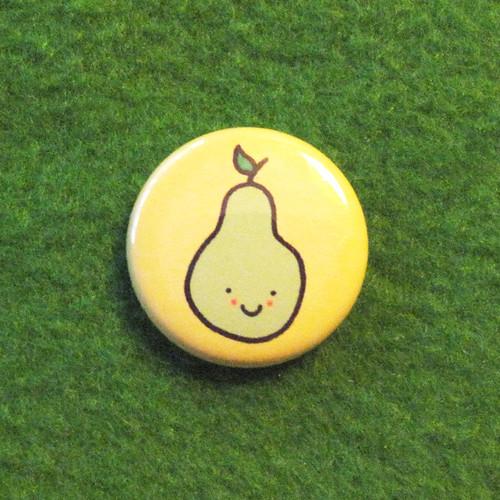 Pear Badge.