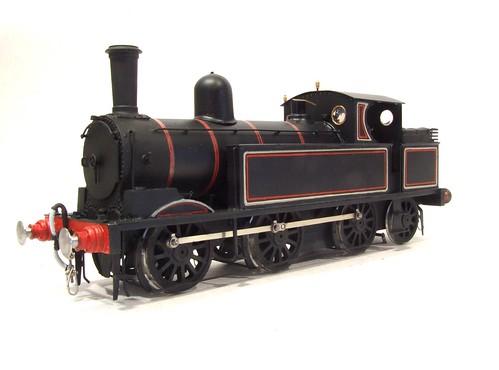 LNW Coal Tank