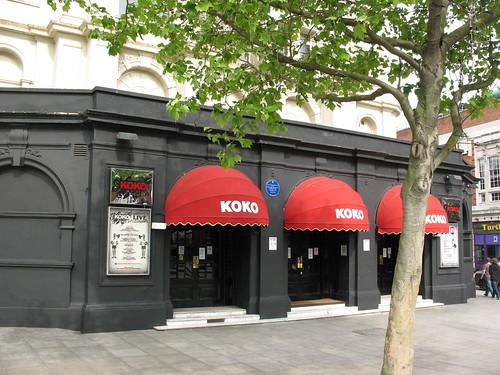 Former Camden Hippodrome -   London, England