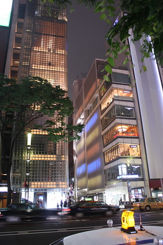 Hermès and Sony Building