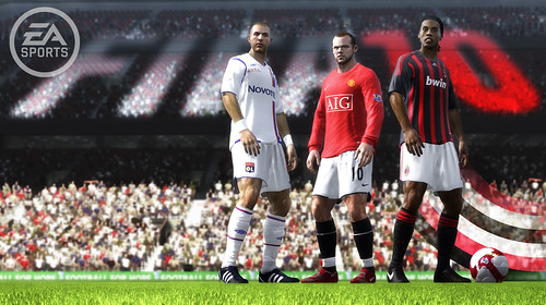 Trece novedades de FIFA 2010