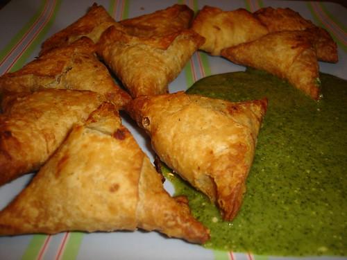 Sukhi's Samosas & Chutney