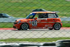 #47 Mini Cooper at Mosport