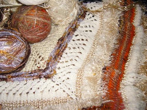 WIP - A shawl