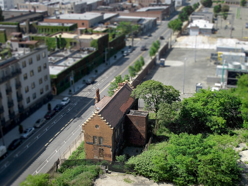 Terracotta House from above by you.