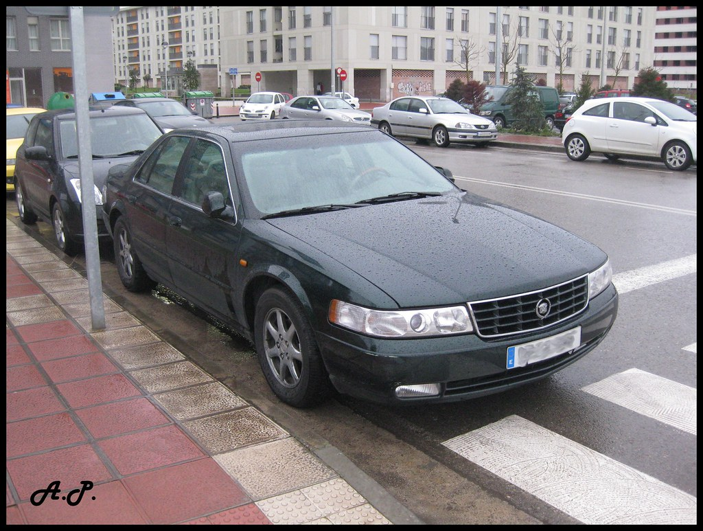 2000 Cadillac Seville STS