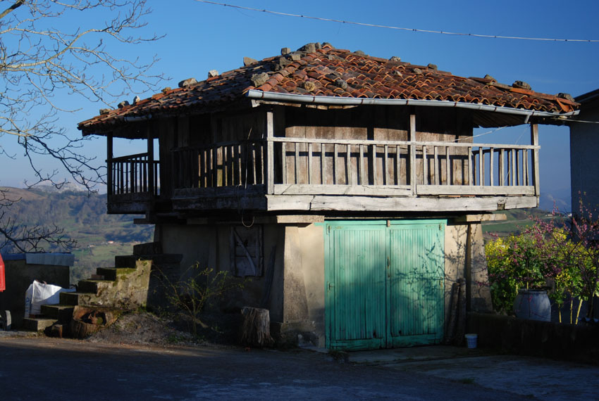 Hórreo casa Concha