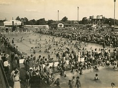 Dubbo swimming pool