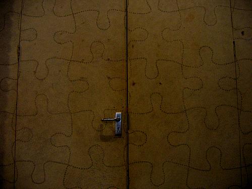 Castle Door / Puzzle