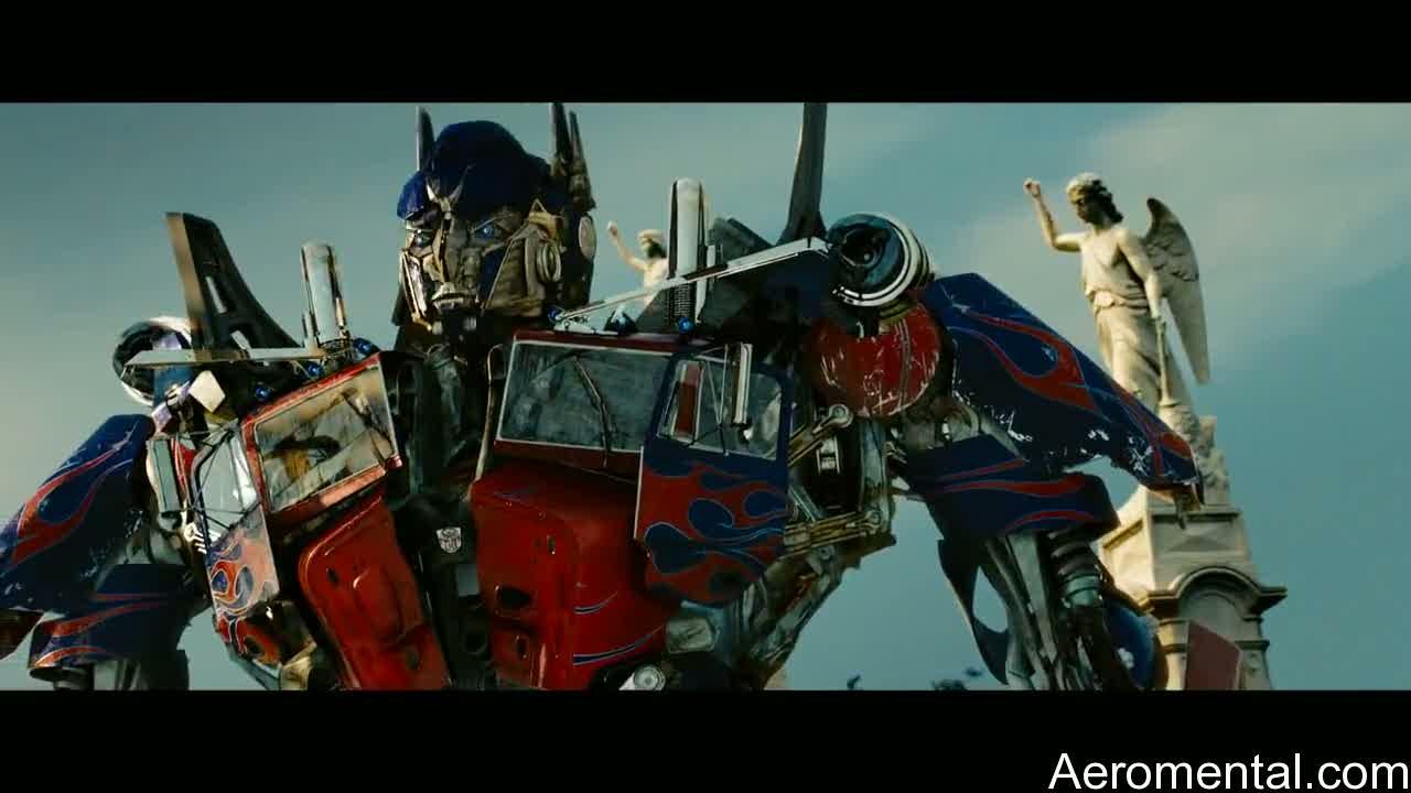 Transformers 2 Optimus Prime