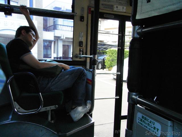 Sleeping-on-the-Sendai-Bus