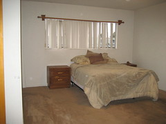 our bedroom (_melika_) Tags: moving bed bedroom apartment move movingday inglewood awayfromhome livingwithboyfriend