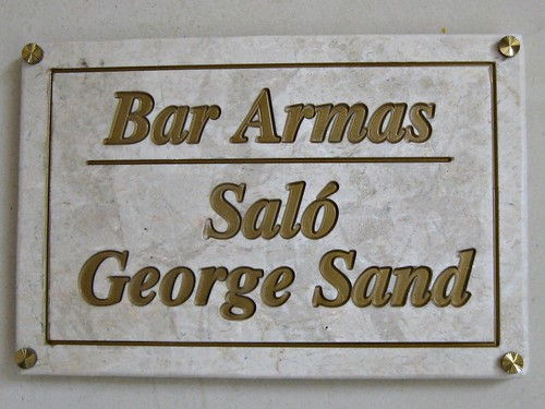 Cartel Bar Armas - George Sand Cigar Lounge