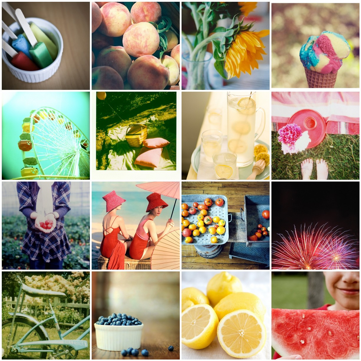 flickr friday : sure signs of summer.