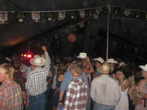 so many cowboy hats