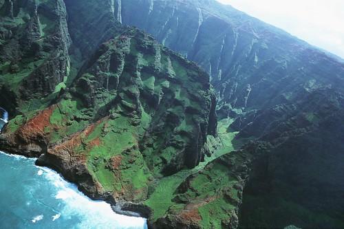 Na Pali Coast- Kauai