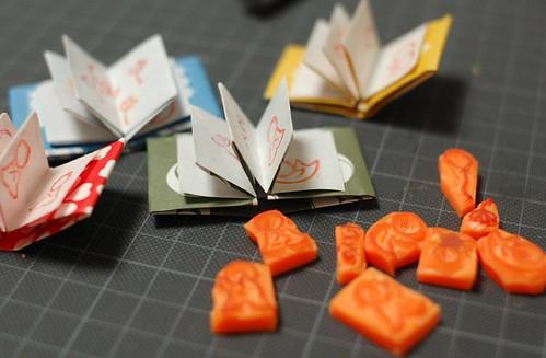 Sarubobo stamps