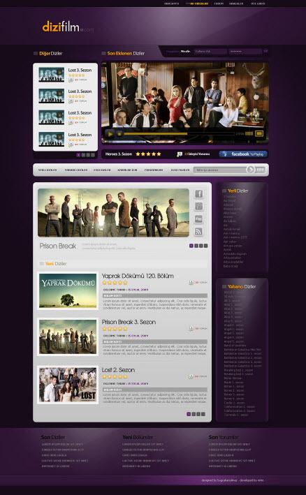 3986021118 f5a378fd0c o d Inspirasi Layout Desain Web dari DeviantArt