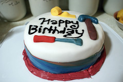 cake,screwdriver