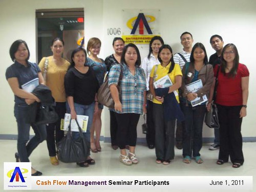 Cash Flow Management Seminar Participants by EAA 06-01-2011