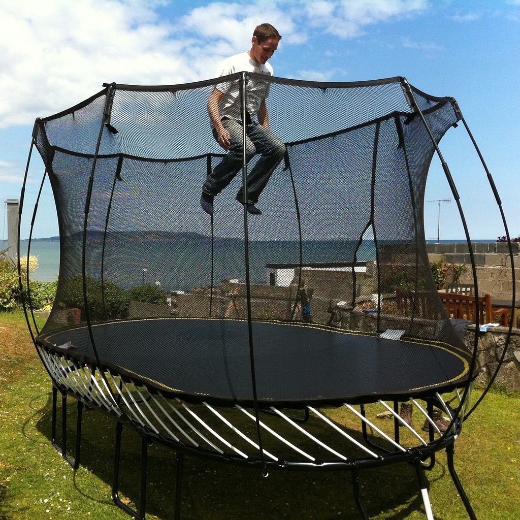 The world 39 s best photos of springless flickr hive mind for Springfree trampoline