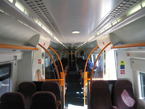 Train Chartering - Private carriages for group travel