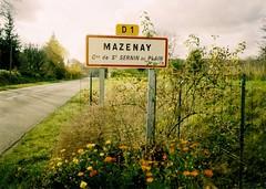 x (luna schumacher) Tags: november france film wonderful peace grandmother burgundy country grandfather pentaxspotmaticf mazenay
