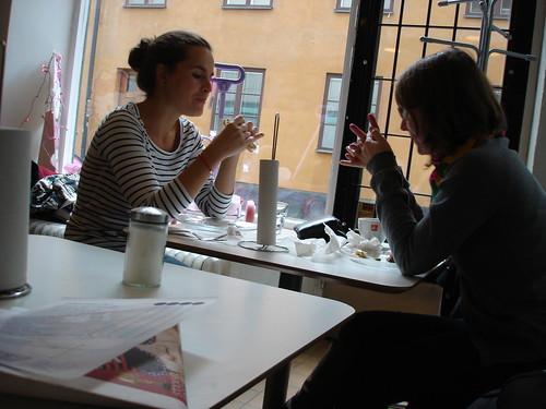 svart kaffe, stockholm von Ihnen.