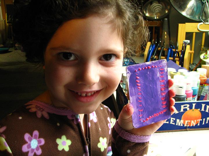 Lauren's ATCs for Kids' Swap 09