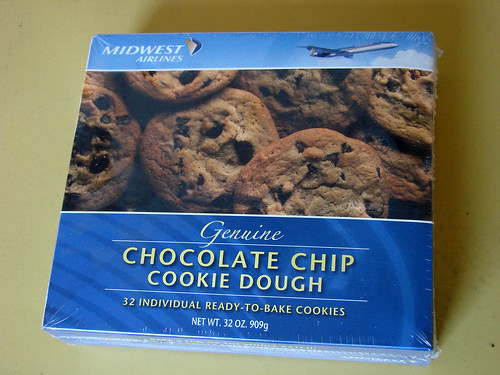 Box of Frozen Midwest Cookies